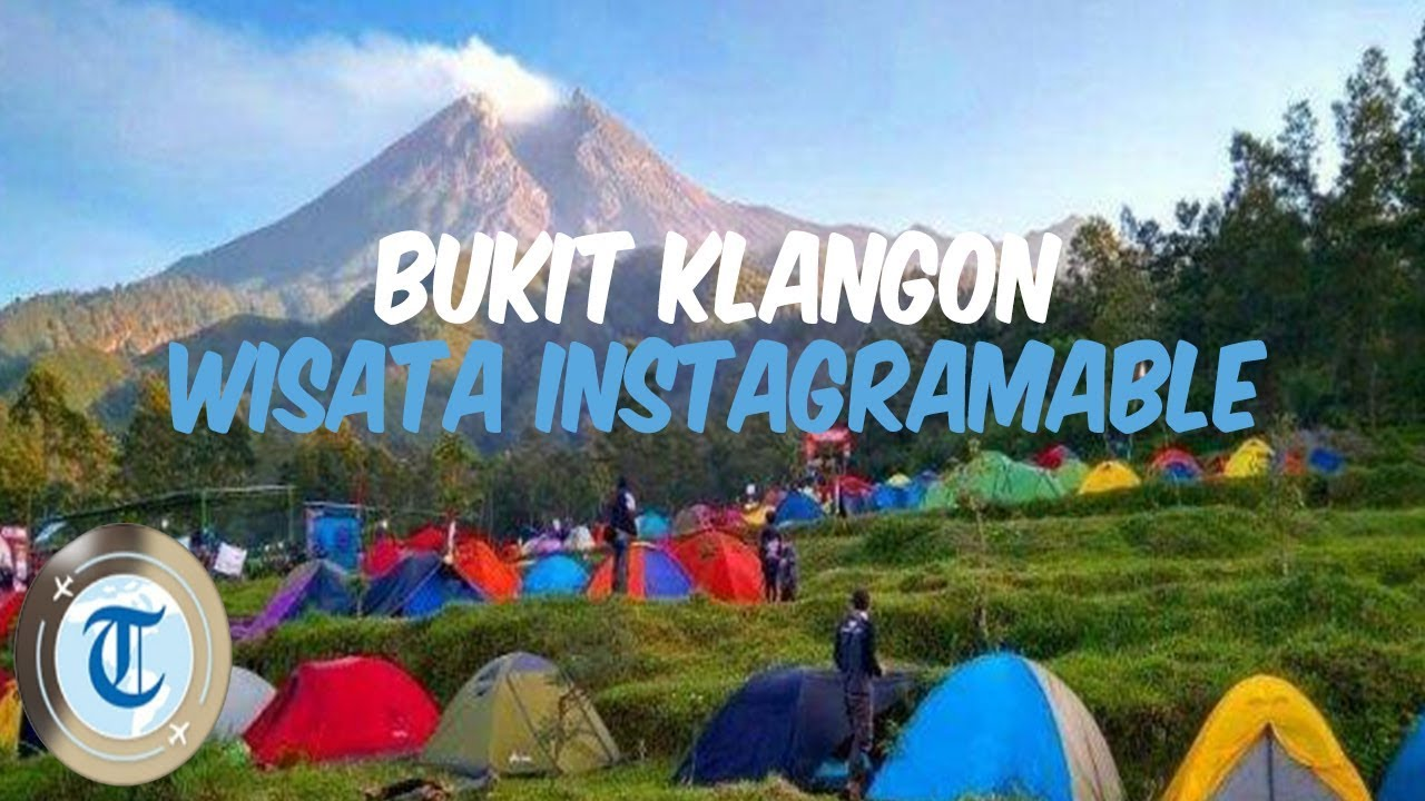 Bukit Klangon, Tempat Wisata Dekat Merapi yang Sedang Hits di Kalangan  Pemburu Foto Instagramable