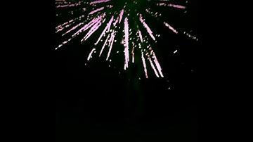 Silvester Feuerwerk 19/20 Bad Kissingen