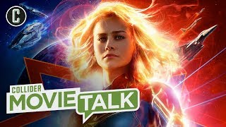 New Captain Marvel Trailer Announced with Eye-Popping Poster - Movie Talk