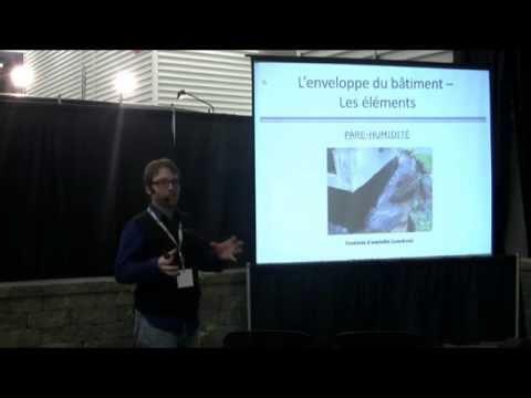 Conférence ExpoHabitat Estrie 2014 - Isolation lors de rénovations Partie 1 - Inspectech