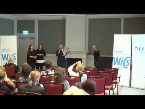 #HITB2016AMS - The Women In Cyber Security Woman Of The Year 2016 Award Ceremony