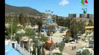 Algerie,Batna,nouveau parc de loisir.
