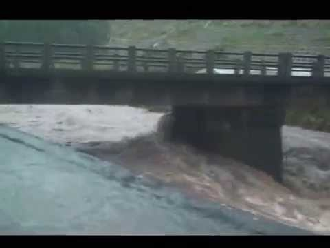 H26.7.3 東彼杵町彼杵川二の瀬橋...