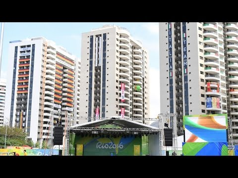 Australian Athletes Were Robbed In Rio's Olympic Village