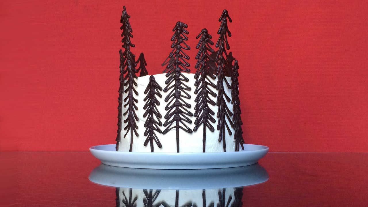 Beautiful Black Forest Cake Recipe Ann Reardon How To Cook