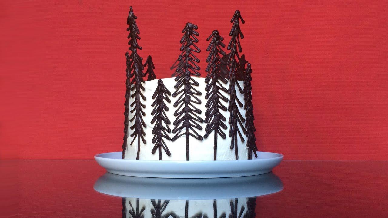 Beautiful Black Forest Cake Recipe Ann Reardon How To Cook