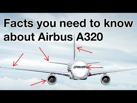 FACTS YOU NEED TO KNOW about AIRBUS A320!