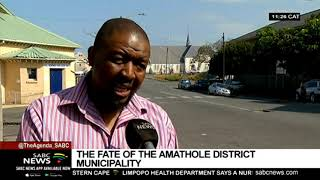 COGTA to decide the fate of the troubled Amathole Municipality