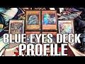Yugioh Blue-Eyes White Dragon Deck Profile - September 2016