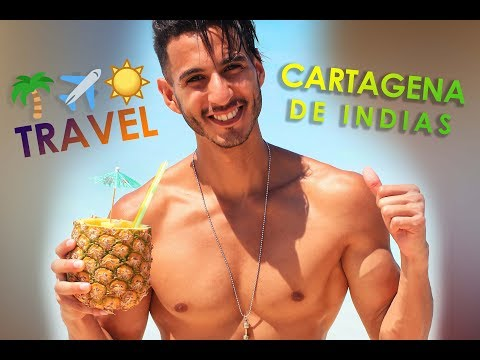 Cartagena de Indias, Colombia. Travel in the World