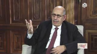 البرادعي يرد على منتقديه بسبب كتابته على «تويتر»: الفكر أقوى من الفعل (فيديو) | المصري اليوم