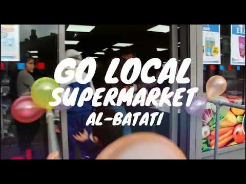 Shiek Ali al-batati Al-yafai supermarket Sheffield uk