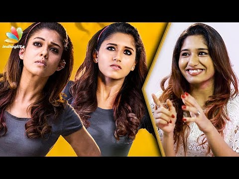 Nayanthara's Makeup Secret : A Look Alike | Deekshitha Interview | Makeover Demo thumbnail