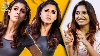 Nayanthara's Makeup Secret : A Look Alike | Deekshitha Interview | Makeover Demo
