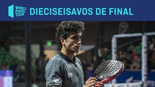 Resumen dieciseisavos 1 Buenos Aires Padel Master 2019 | World Padel Tour