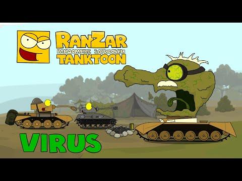 Tanktoon Virus RanZar