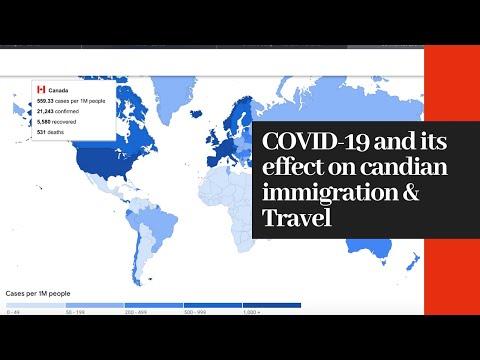 Canada's Express Entry Program During Coronavirus Pandemic
