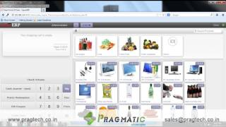 Odoo OpenERP 7 POS - Retails Management