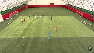 Soccer Drills: Small Side Games