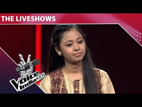 Neelanjana Ray Performs On Tujhse Naaraz Nahi Zindagi | The Voice India Kids | Episode 19