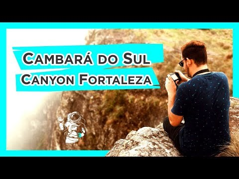 Voyage - Canyon Fortaleza