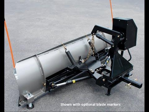 curtis utv hydraulic plow