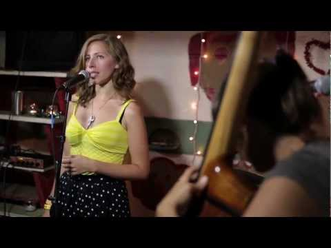 Lake Street Dive - The Neighbor's Song (Live @Pickathon 2012)