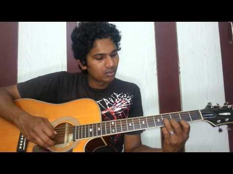 how to really play Nenjukkul peidhidum intro