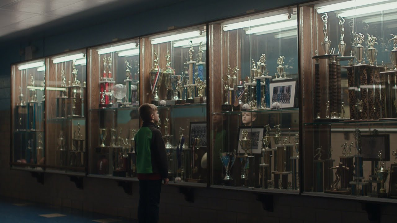 Trophy Case: Who Will You Be by DICK'S Sporting Goods ...