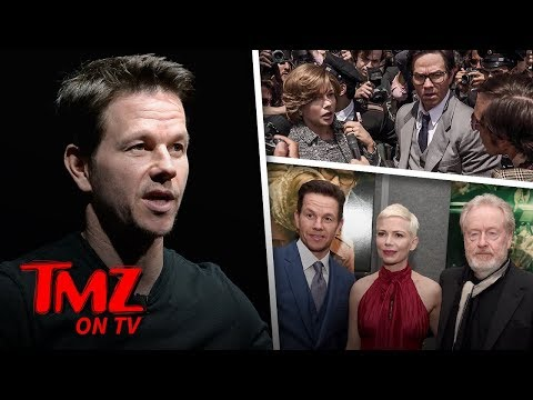 Mark Wahlberg & Michelle Williams – NO Gender Pay Gap Issue | TMZ TV