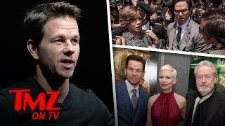 Mark wahlberg & michelle williams – no gender pay gap issue | tmz tv