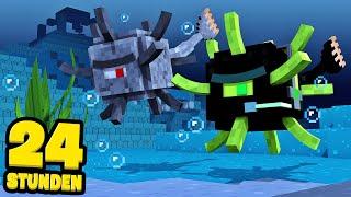 24 STUNDEN als GUARDIANS in MINECRAFT! - Minecraft [Deutsch/HD]