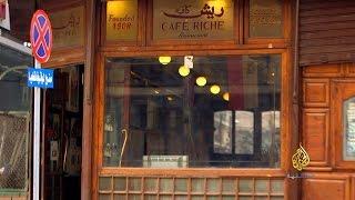 """""""مقاهي عتيقة"""" ج.16 مقهى الريش HD   الجزيرة الوثائقية"""