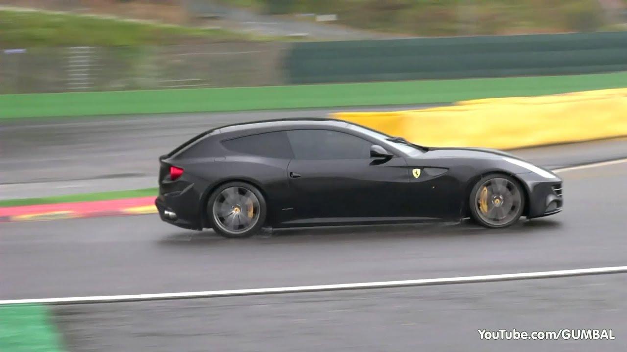 Ferrari Ff Amazing Accelerations Amp Downshift Youtube