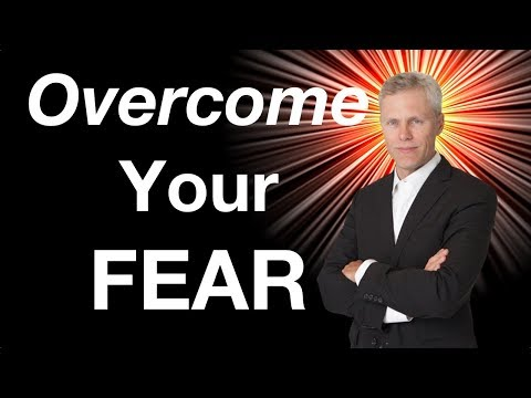 How to Overcome Your Fear So You Can Be Free