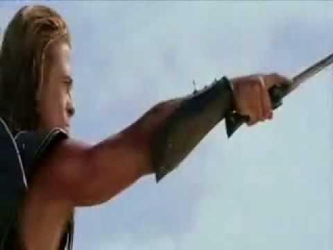 "Troy (Achilles Tribute) ""I Stand Alone"" Godsmack"
