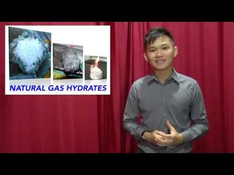 3 Minute Thesis - Natural Gas Hydrates