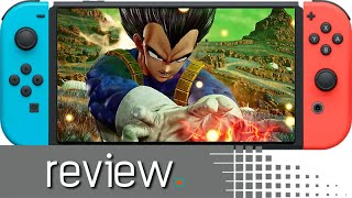 Jump Force Deluxe Edition Switch Review - Noisy Pixel