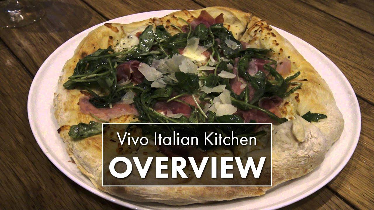 Vivo Italian Kitchen | Universal CityWalk - YouTube