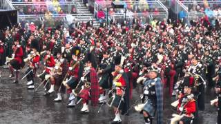 Video Royal Regiment of Scotland Pipe Band Exits.MTS download MP3, 3GP, MP4, WEBM, AVI, FLV Agustus 2018