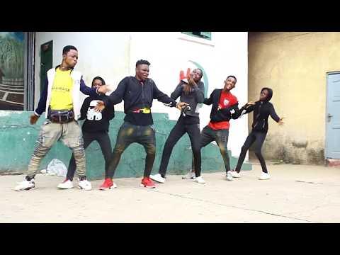 DJ Flex & Tizo Afro mix Gwara dance VIDEO BY YKD