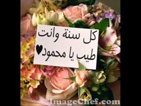 عيد ميلاد محمود Wmv Youtube
