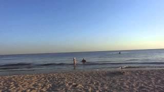Анапа. Витязево. август 2015(Дикий пляж. Въезд с машины 200 рублей. Хорош как не дорогой кемпинг. Стоимость берется с машины и только при..., 2015-08-23T16:53:40.000Z)