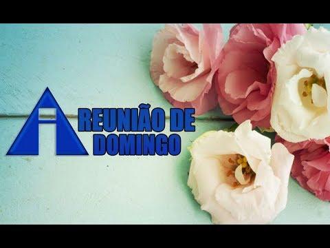 REUNIÃO DE DOMINGO - 30/09/2018 - CHAPECÓ -SC