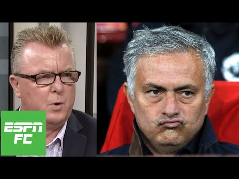 Steve Nicol confused by Manchester United's José Mourinho, frustrated by Paul Pogba | ESPN FC