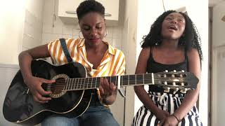 Cover excess love mercy chinwo by Steffi and doissa