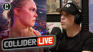 Ronda Rousey, Why Was Everyone Booing Her at Survivor Series?