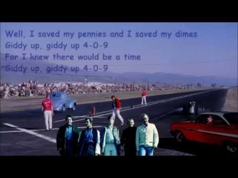 409 The Beach Boys with Lyrics