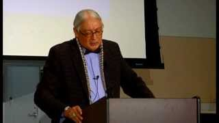 """The Need for an American Land Ethic"" with Walter Echo-Hawk"