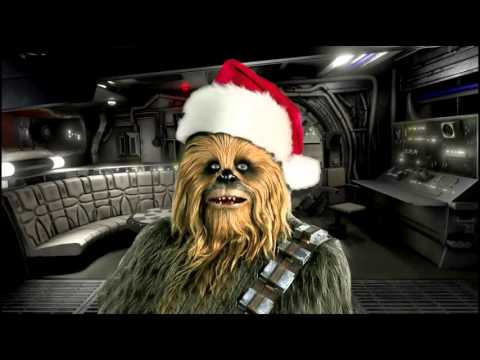 Star Wars Chewbacca Sings Jingle Bells Christmas Song